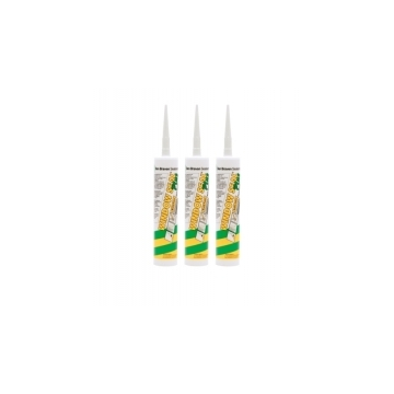 Zwaluw window seal plus 310 ml afdichtingskit wit