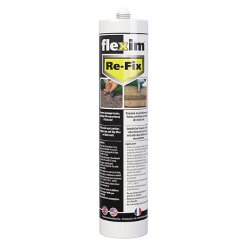 Flexim re-fix 300 ml multifunctionele dakreparatie pasta