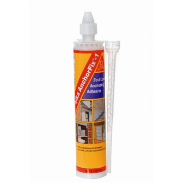 Sika anchorfix 1 verankeringslijm 300 ml